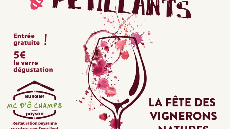 SALON NATURE «LES TURBULENTS ET PETILLANTS» – le 20 juillet à LA BOISSIERE (34)
